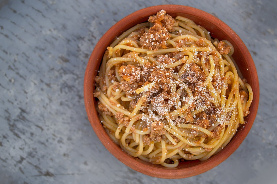 Crock-Pot Spaghetti|food-dinner-pasta-spaghetti-8500