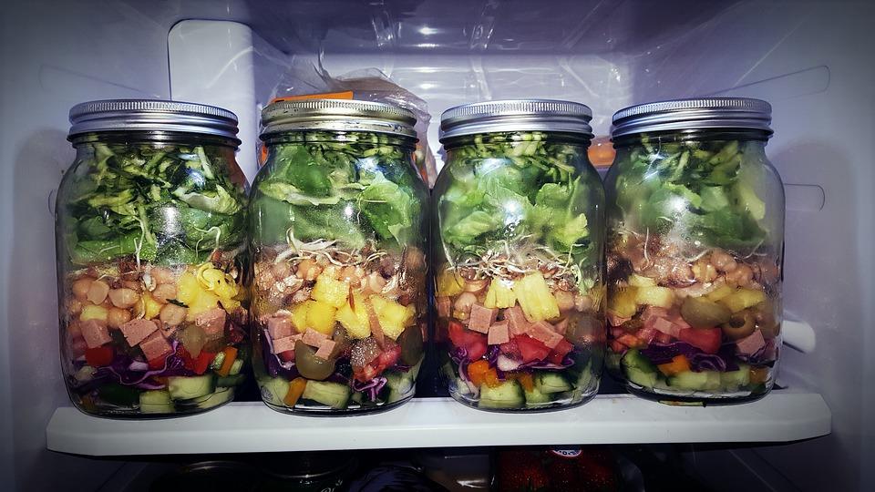 mason jar salad|mango-avocado-salsa