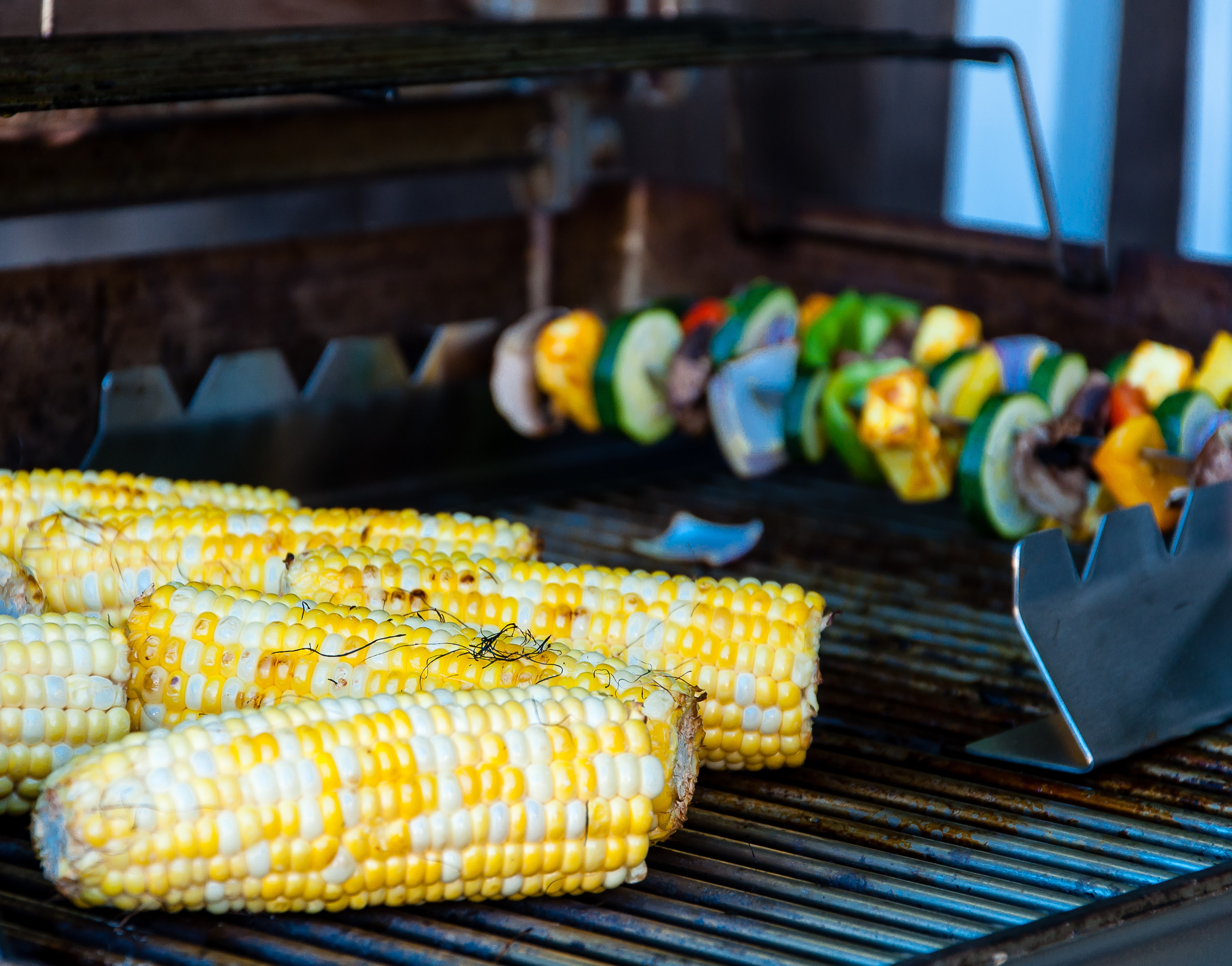 Plant based BBQ|vegetarian-grilling