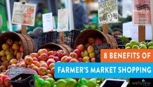 Benefits of Farmer's Markets