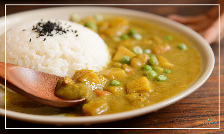 See for yourself the health benefits of curry squash stew.