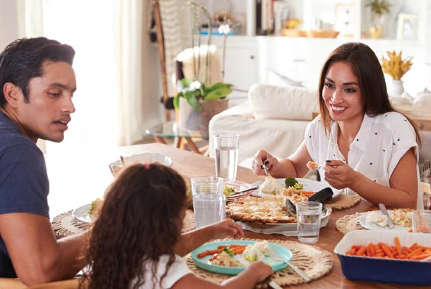 Benefits of Family Meals