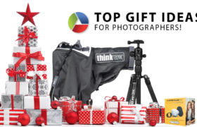 20 Holiday gifts for your favorite photographer
