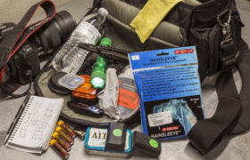 The top 10 Camera Bag Essentials