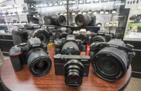 Shiller's Top 10 Cameras of 2018
