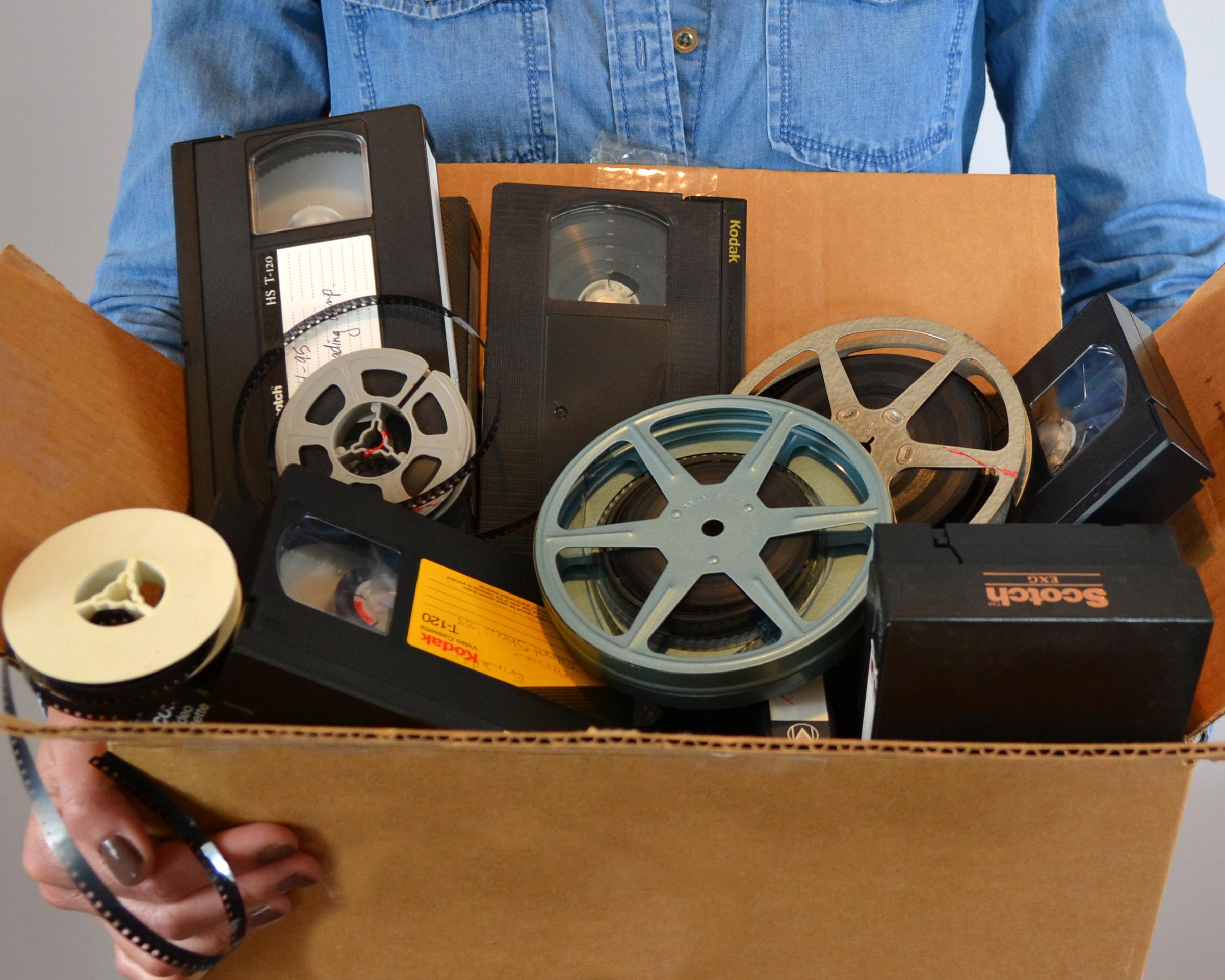 Audio & Video Transfers