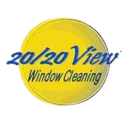 20/20 View Window Cleaning logo