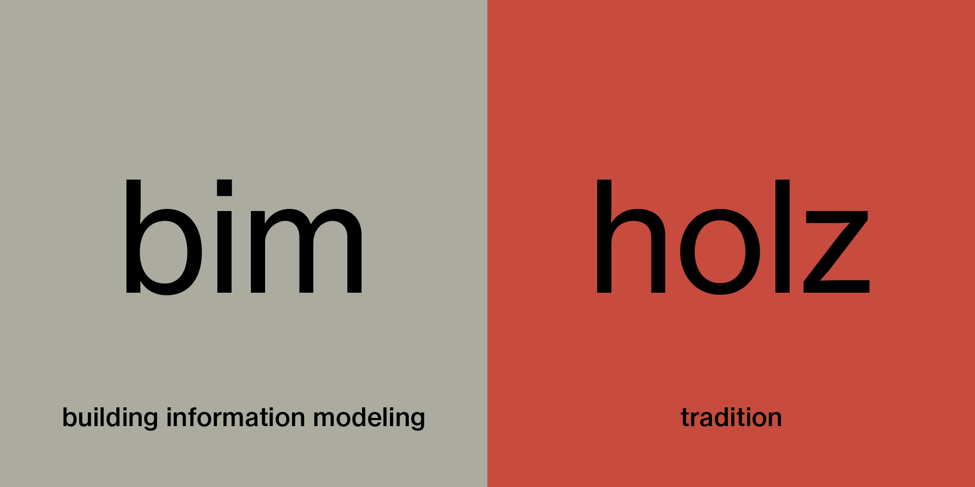 Die Farben grau und rot des neuen Corporate Designs