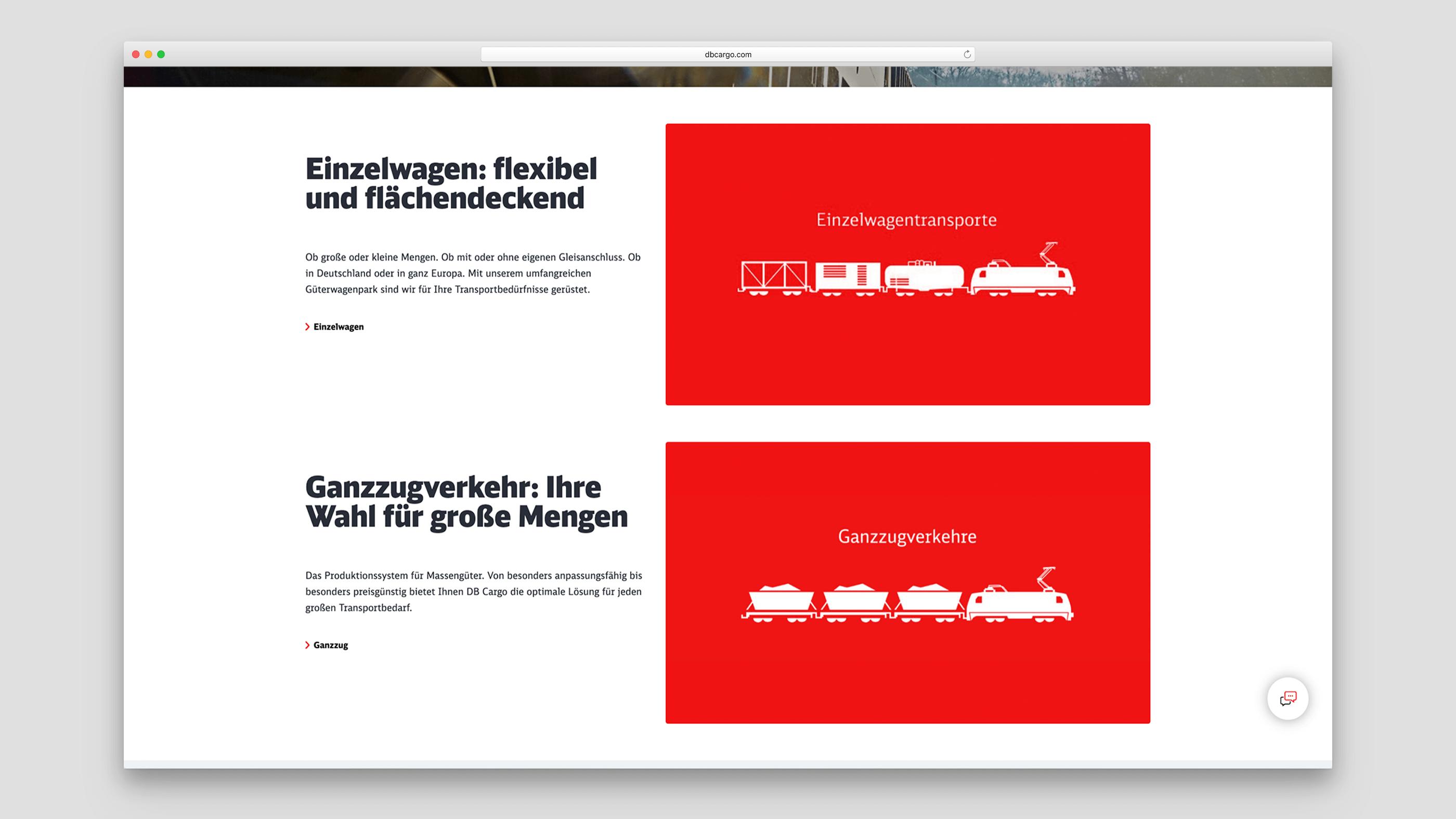 Transportmöglichkeit mit Illustrationen von Güterwagen