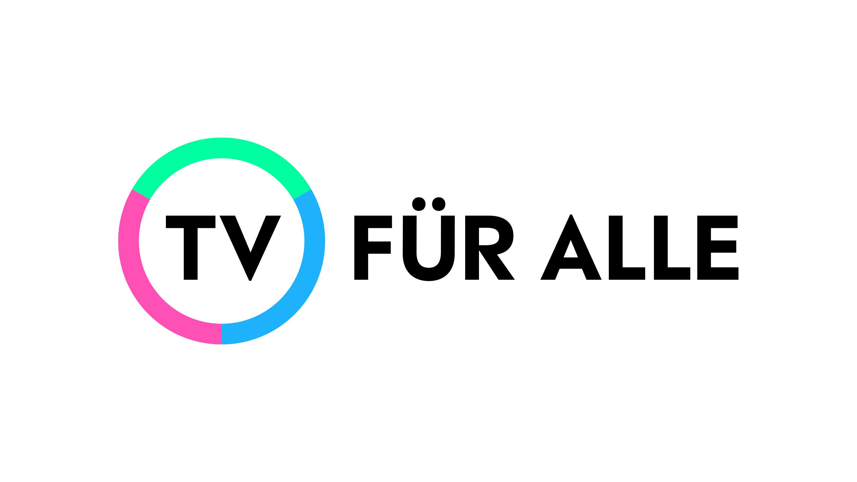 Das Logo von TV für Alle