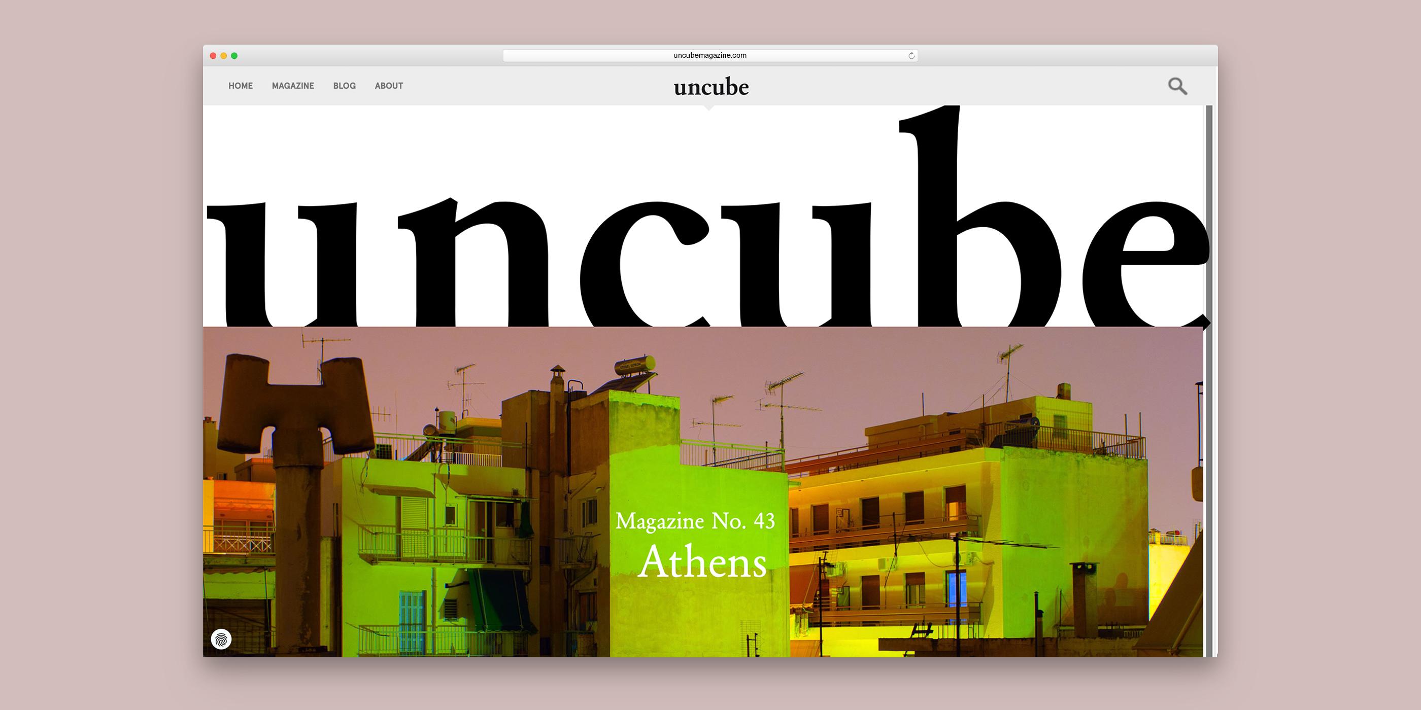 Uncube Mashup Ausgabe 12 und 14