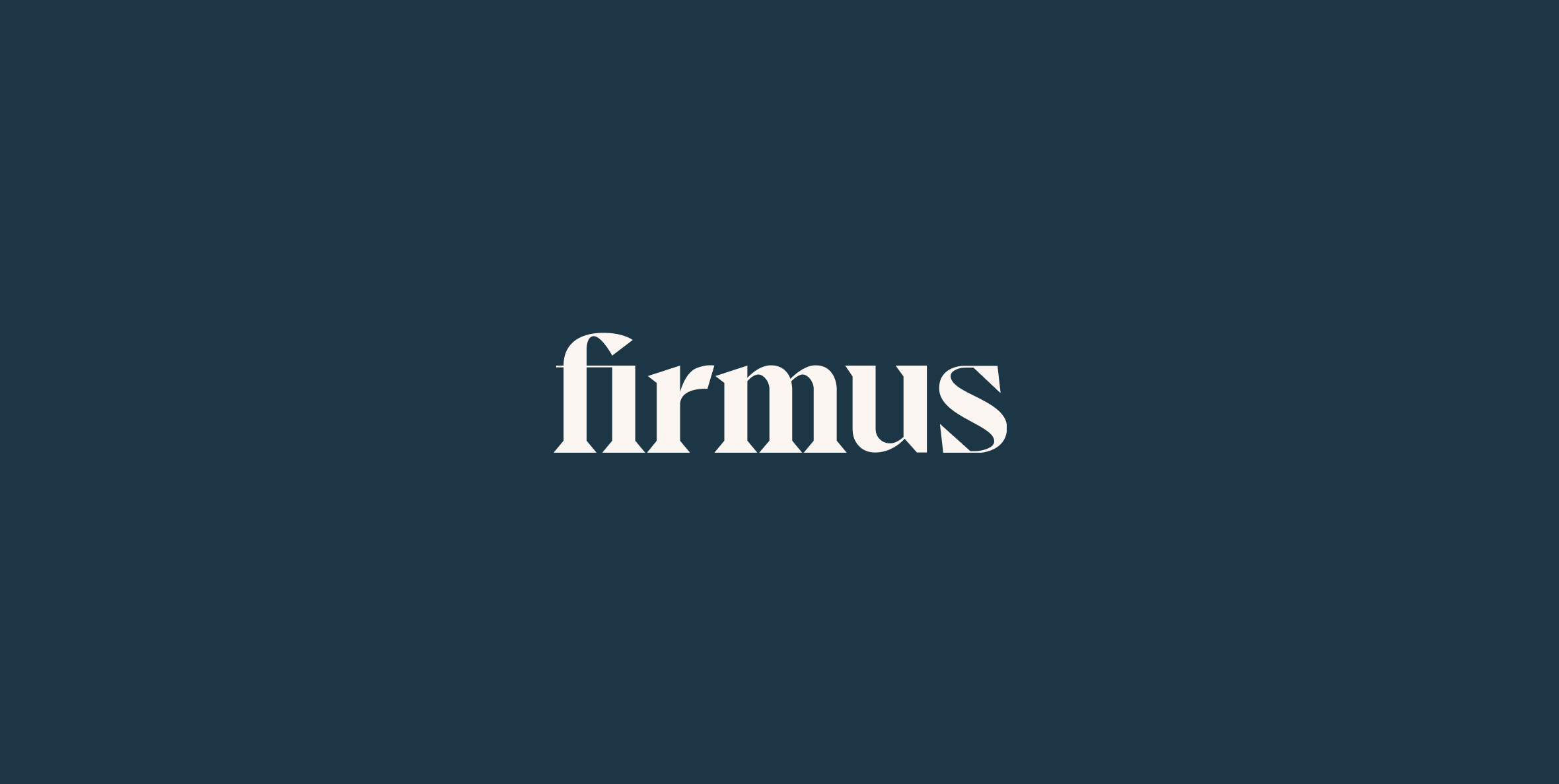 Logo Firmus