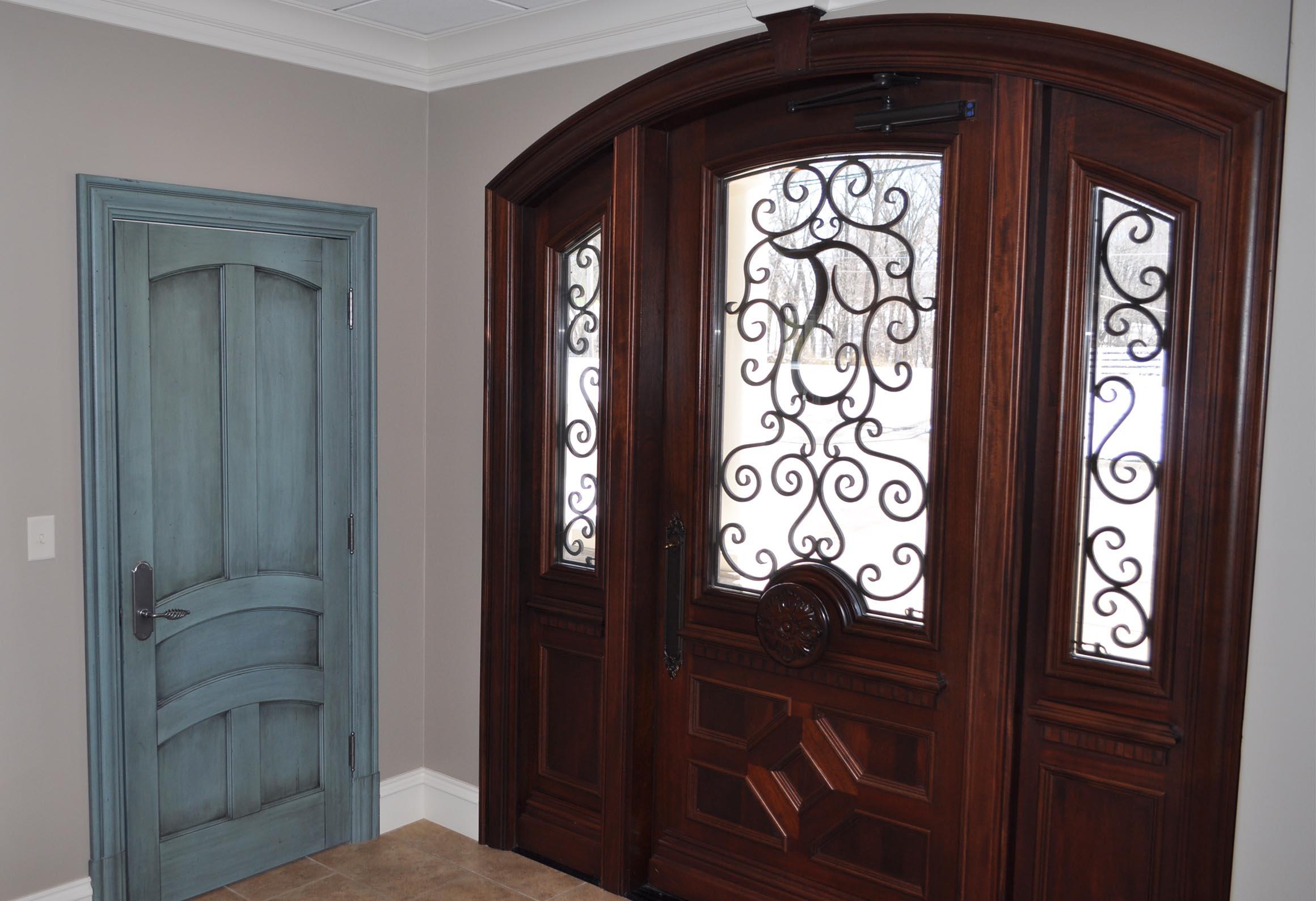 Wood Specialties by Fehrenbacher - Doors