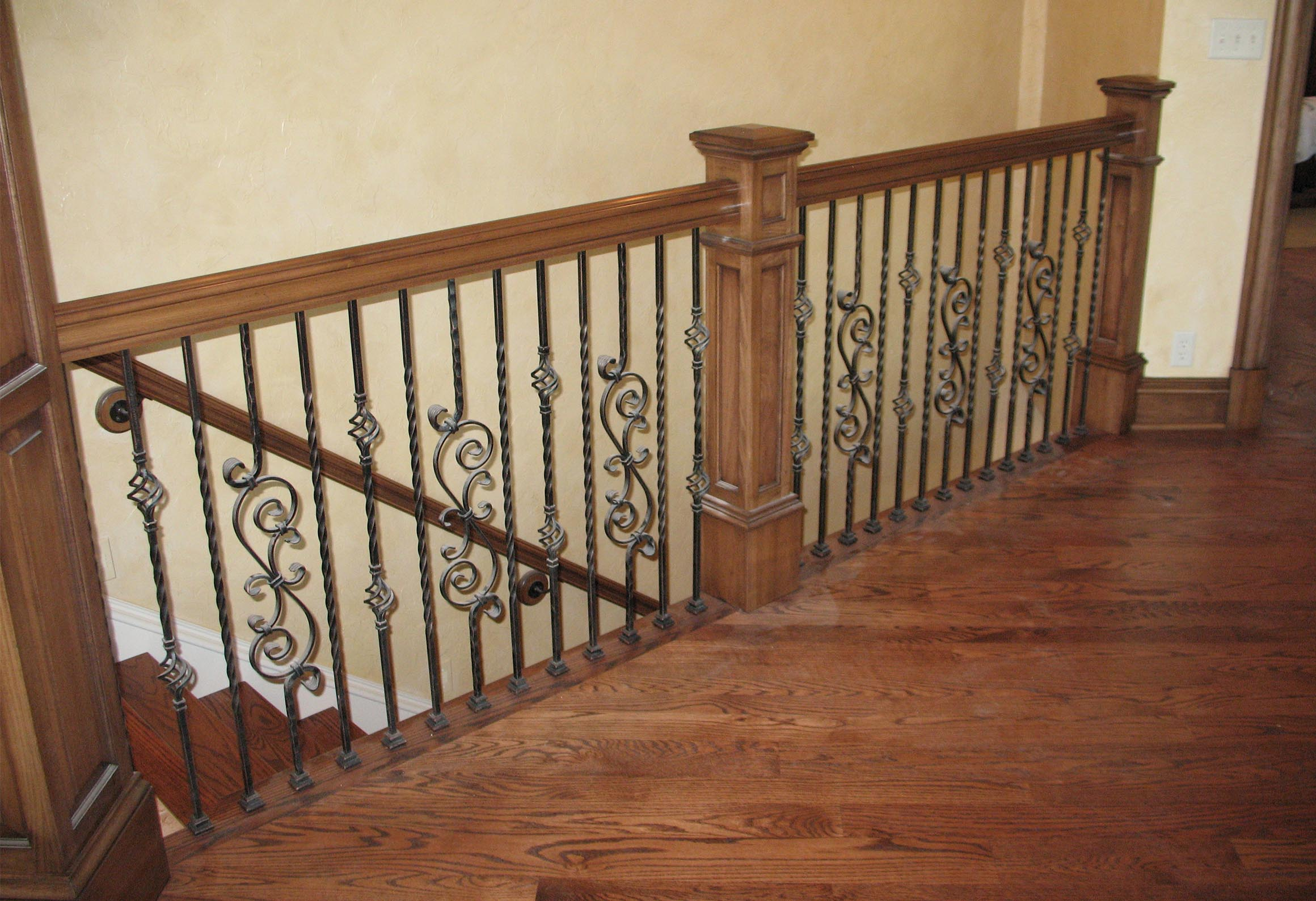 Wood Specialties by Fehrenbacher - Stair Parts