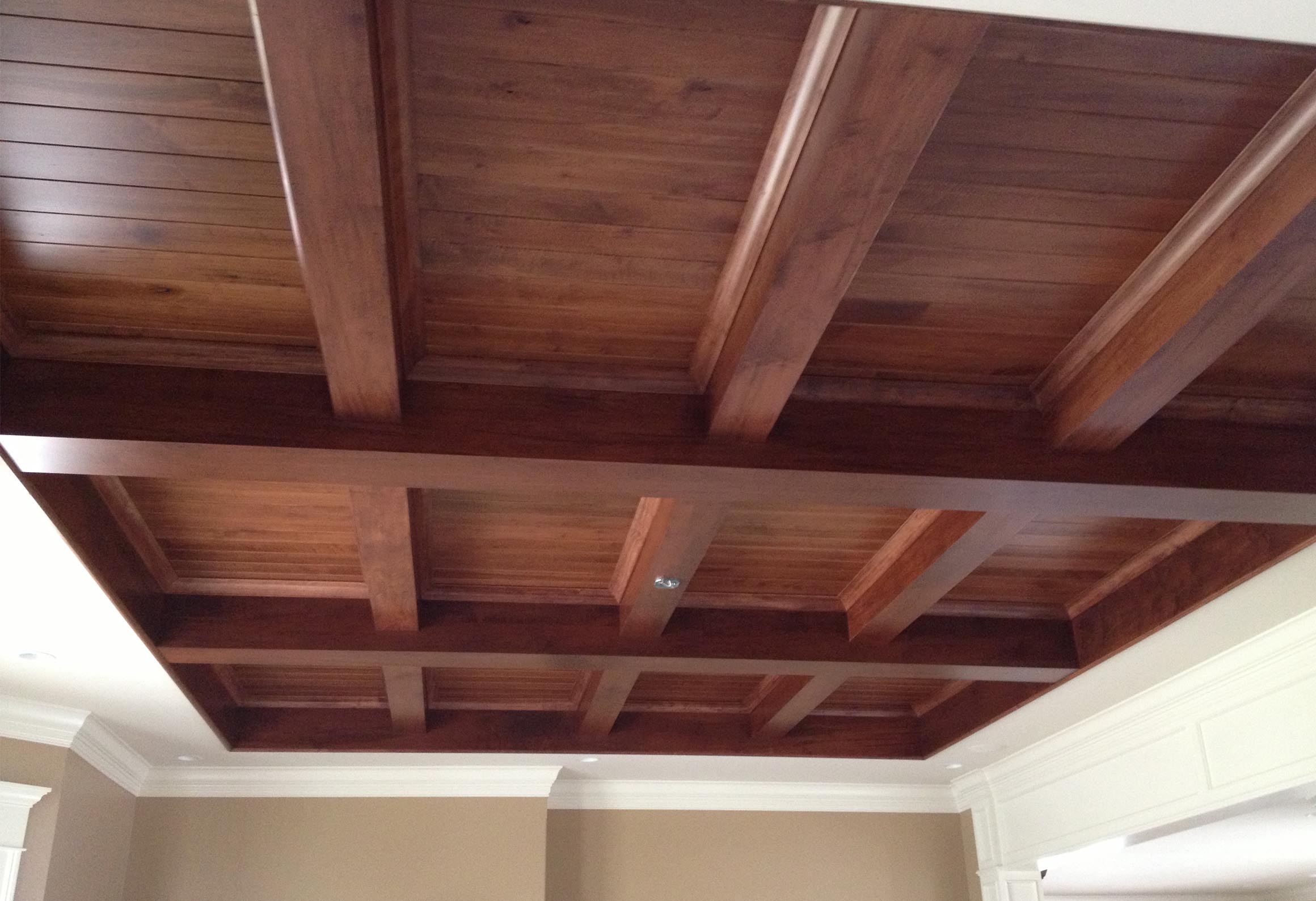 Wood Specialties by Fehrenbacher - Ceilings