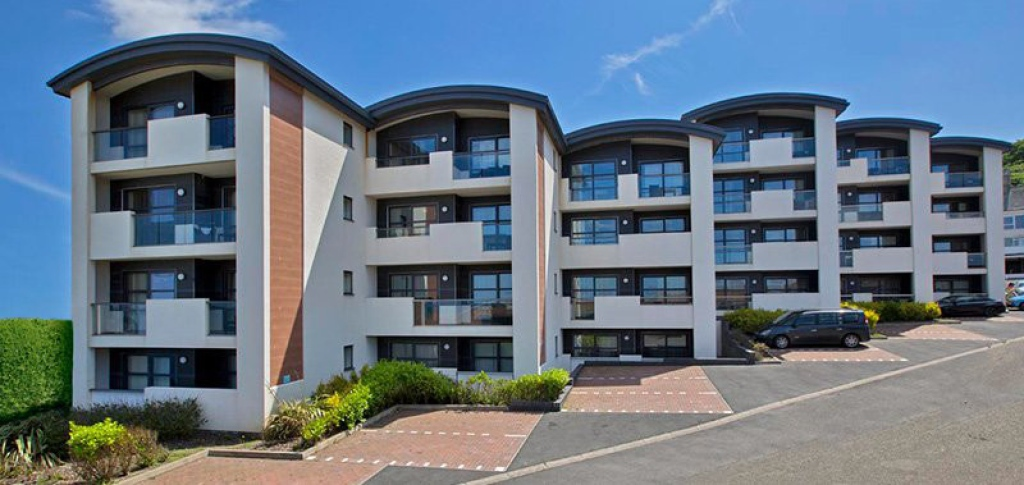 Construction of Luxury Serviced Apartments in Westward Ho!