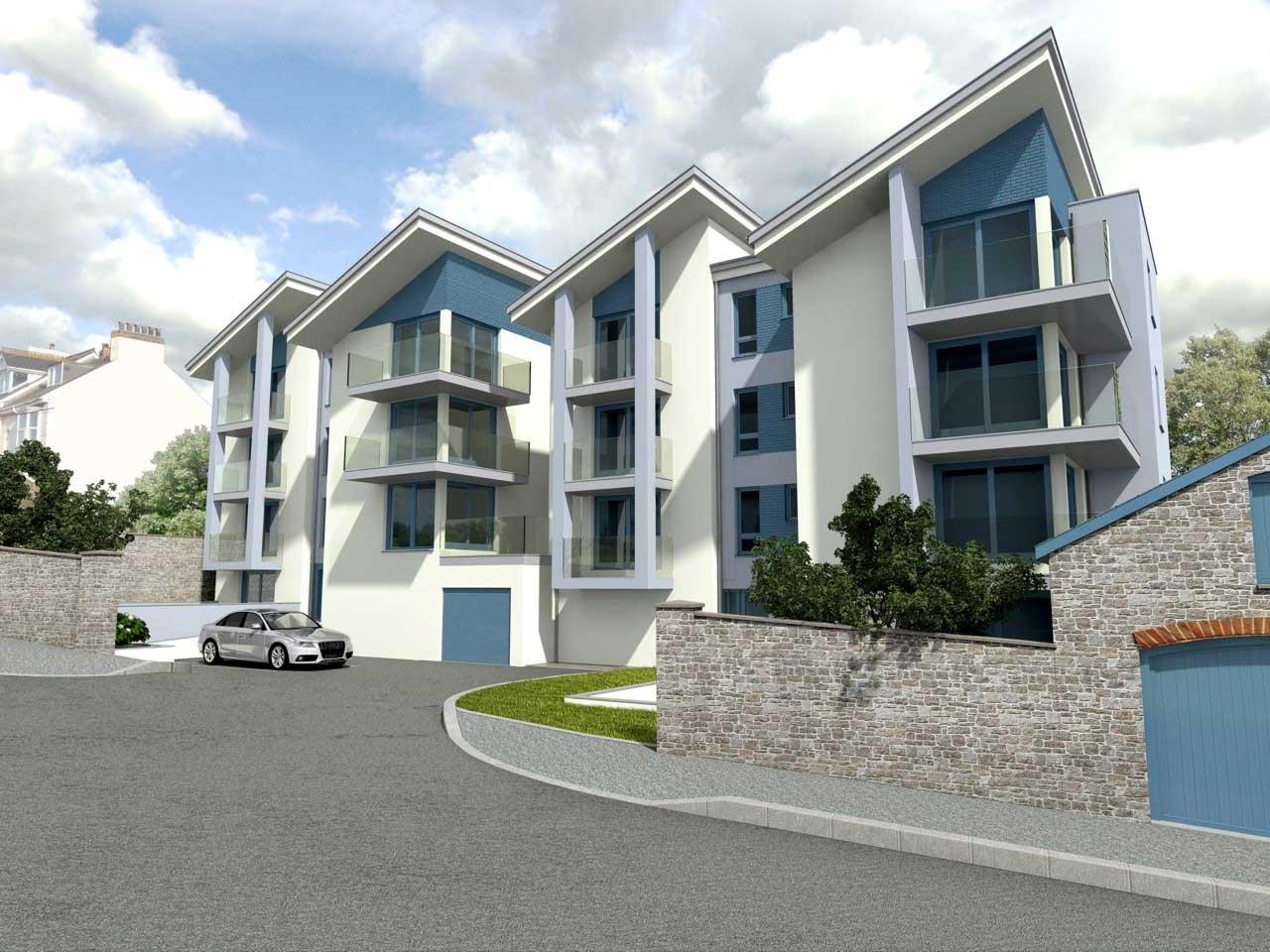 Luxury Apartment Development in North Devon