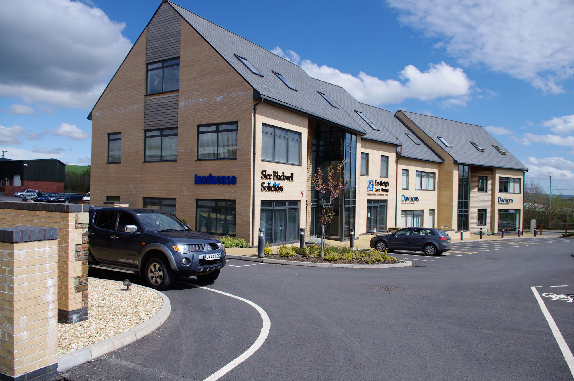 New Build Offices in South Molton