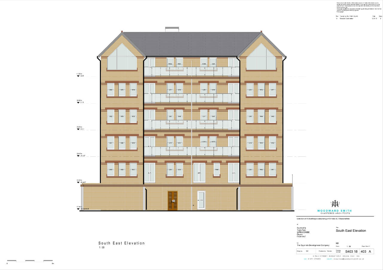 Construction project management in ilfracombe