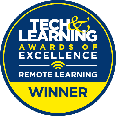 Logo of Tech Learning Awards of Excellence