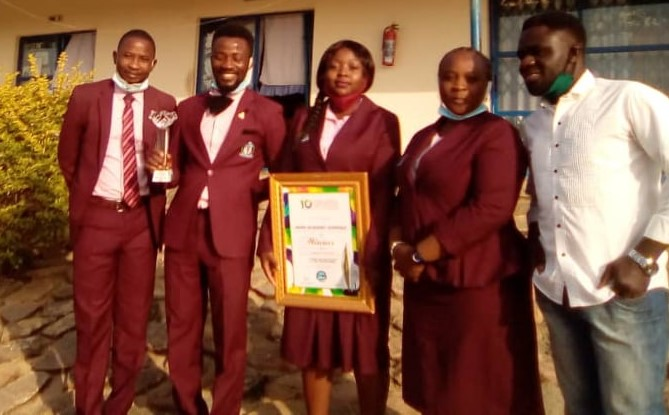 West Africa's Best School of the Decade