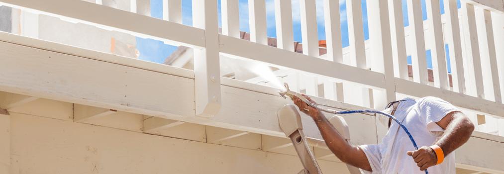 Heat reflective floor & deck coating