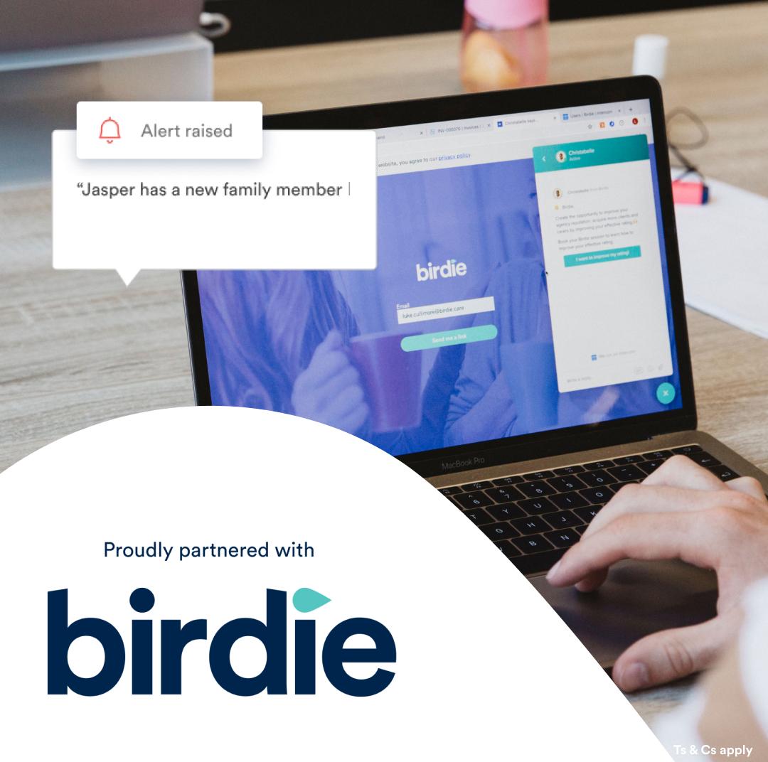 Birdie care delivery platform