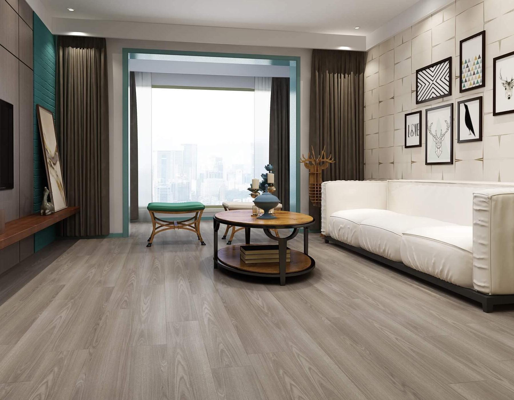 Driftwood Grey Luxury Impervia® Flooring