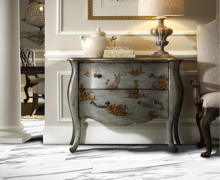 White Marble Stone Luxury Impervia® Marble Tile