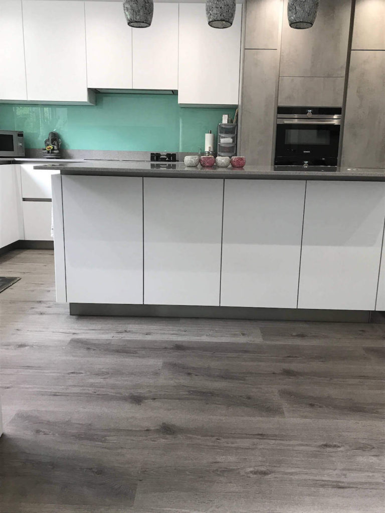Impervia Luxury Flooring for Kitchens