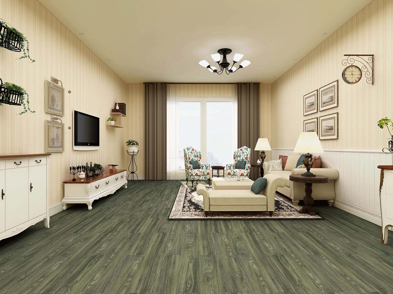 Impervia The Green Nemis Ocean  Oak luxury Vinyl Flooring