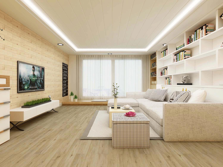 Impervia Scandinavian Pine  luxury Vinyl Flooring