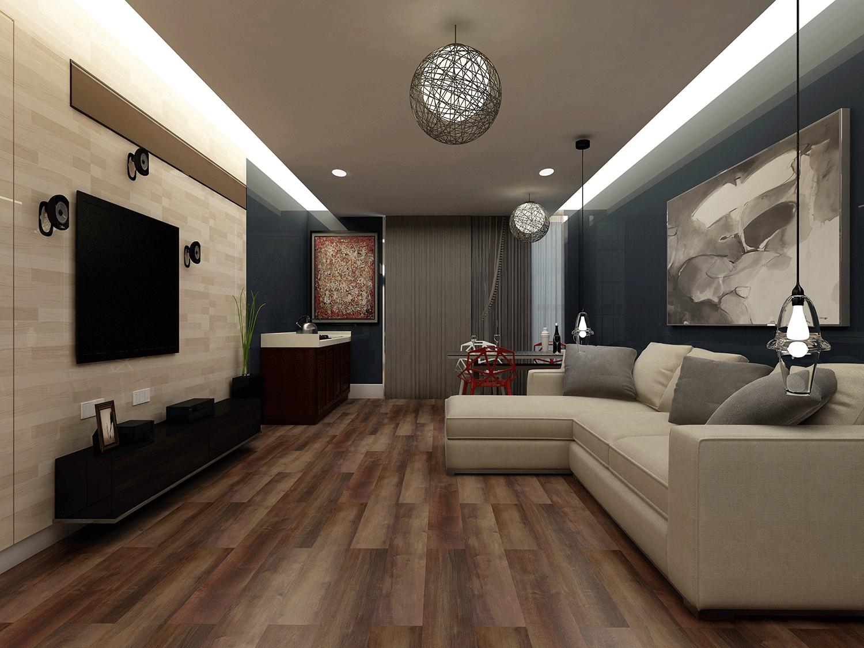 Impervia Rich Smoked Oak luxury Vinyl Flooring