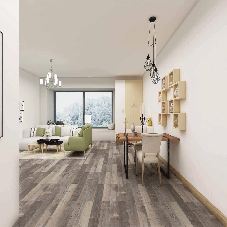 Impervia Reclaimed Oak luxury Vinyl Flooring