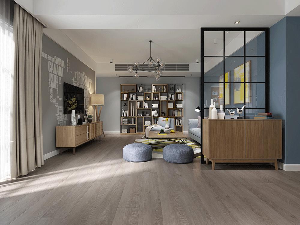 Impervia Light White Oak Oak luxury Vinyl Flooring