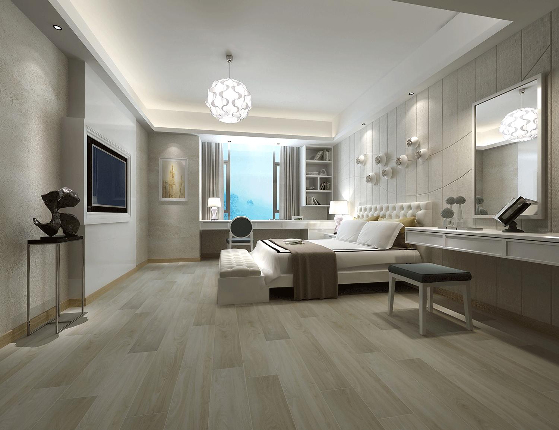 Impervia Ligh White Oak luxury Vinyl Flooring