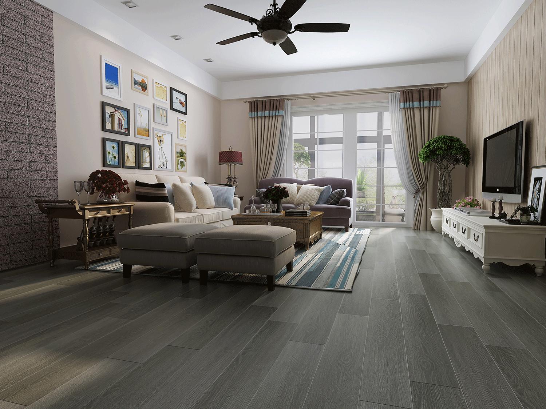 Impervia Ligh Grey Oak luxury Vinyl Flooring
