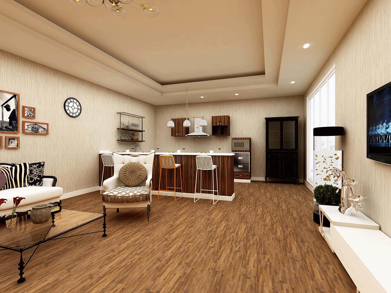 Impervia Large Fineling  Oak luxury Vinyl Flooring