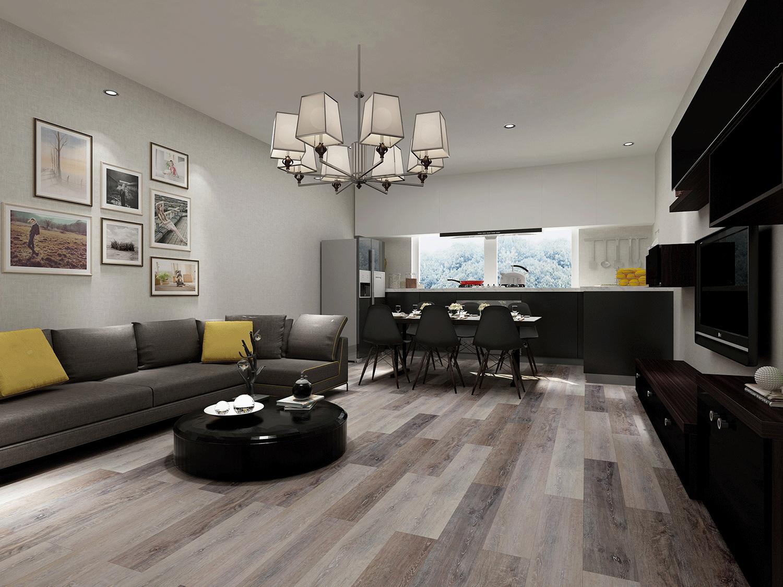 Impervia Eastern Dusk  Oak luxury Vinyl Flooring