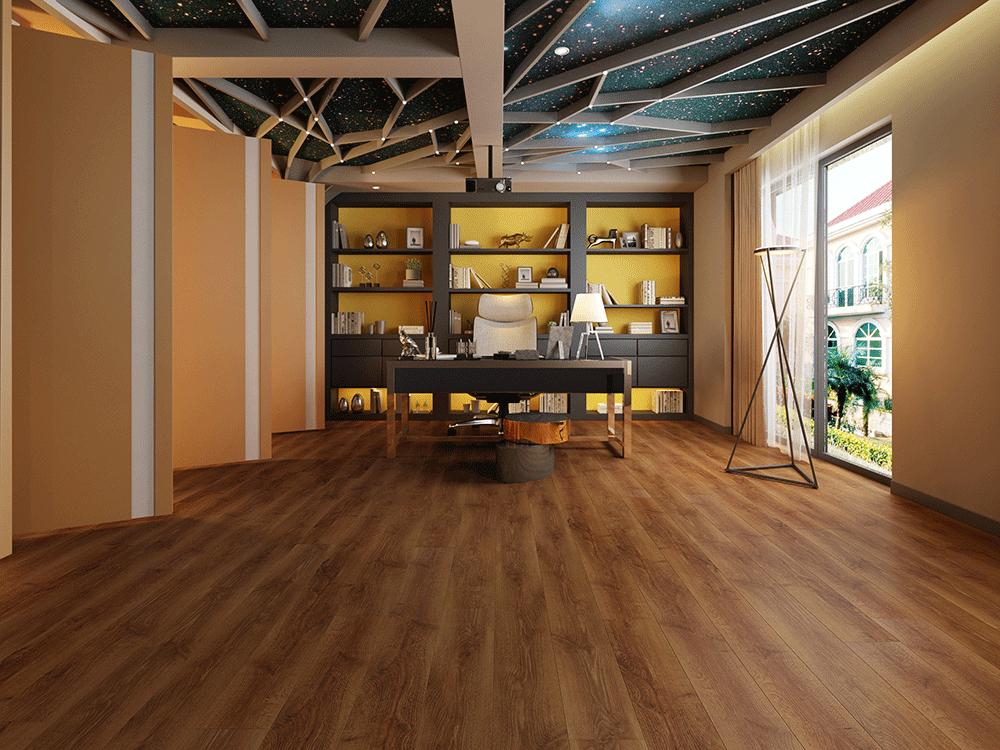 Impervia Dark Oak luxury Vinyl Flooring