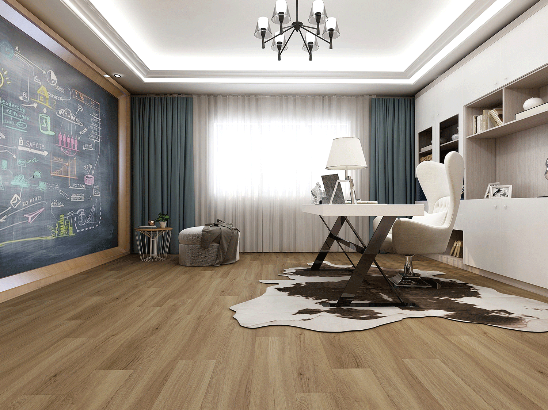 Impervia Commercial Russian White Oak Luxury Vinyl Flooring