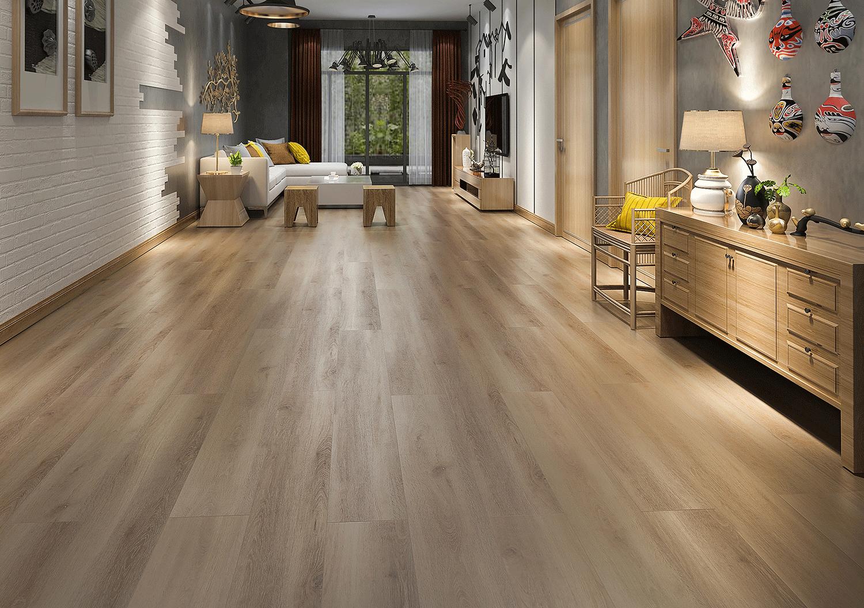 Impervia Commercial European mid Oak Luxury Vinyl Flooring