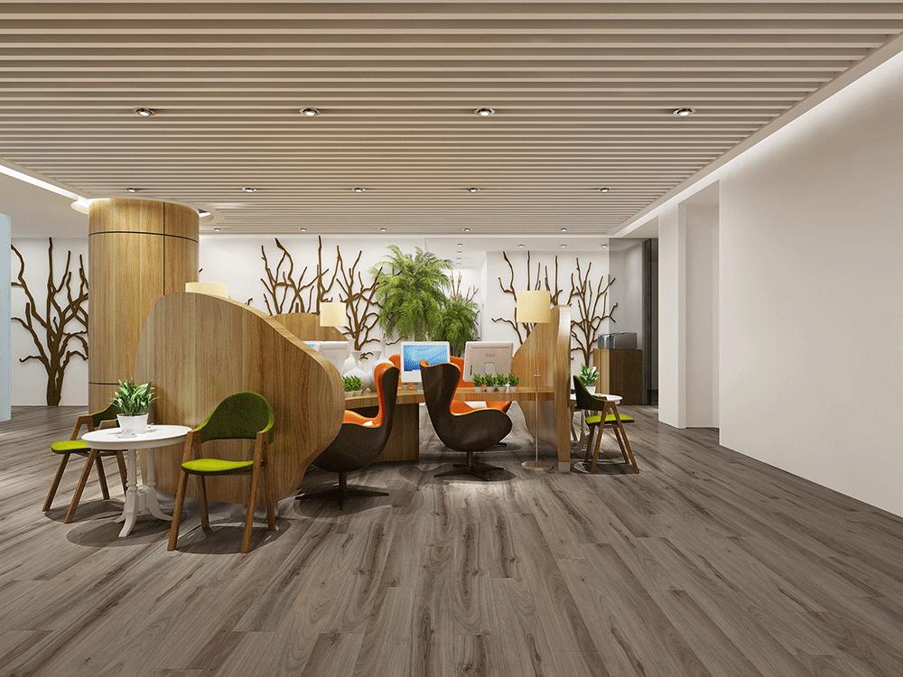Impervia Commercial Driftwood Oak Luxury Vinyl Flooring