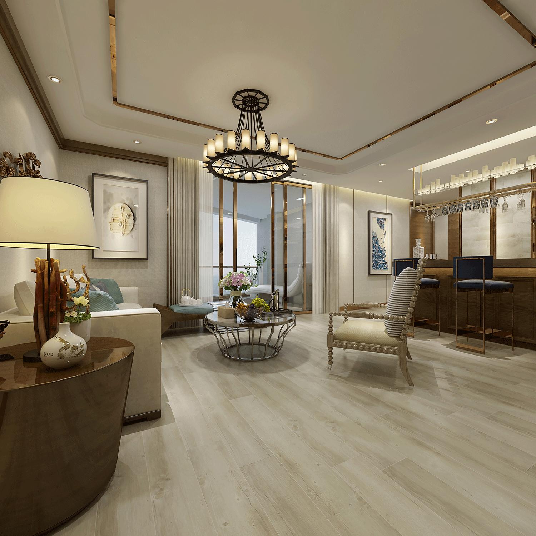 Impervia Commercial Cashmere Oak Luxury Vinyl Flooring