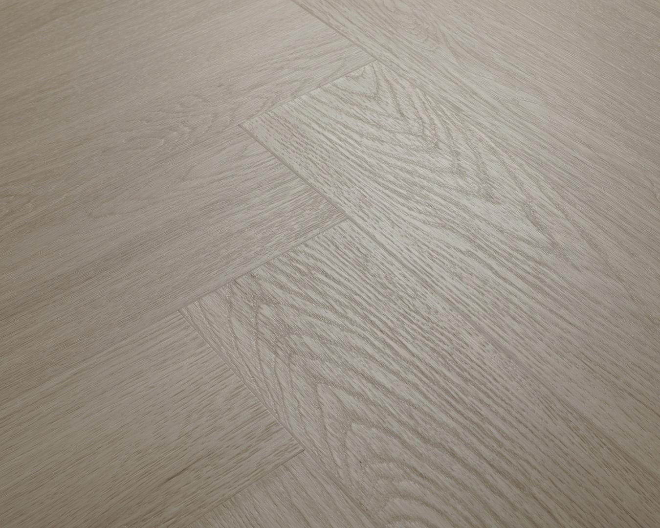 Impervia® Herringbone Parquet Alabaster White Oak