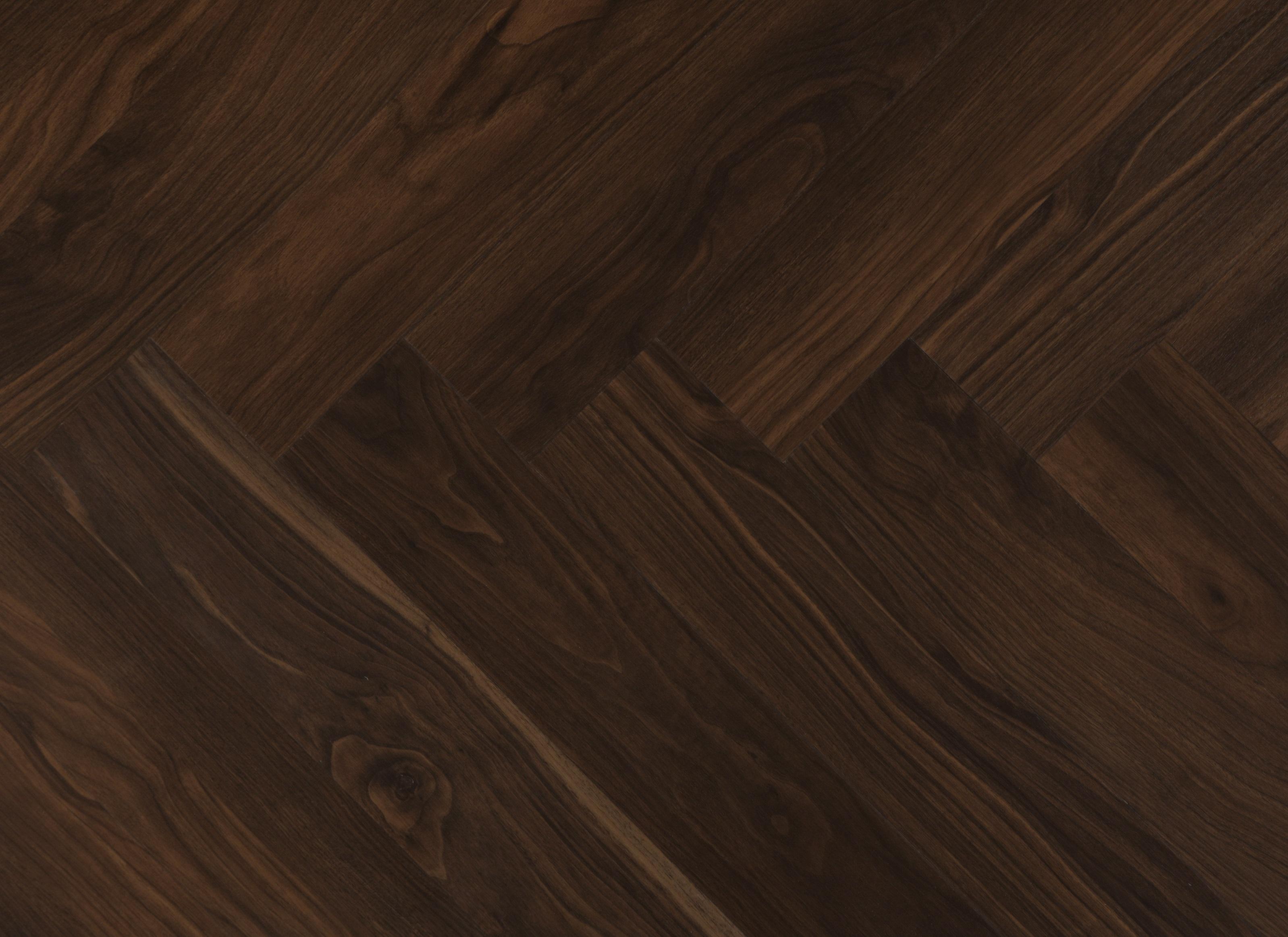Impervia® Herringbone American Black Walnut