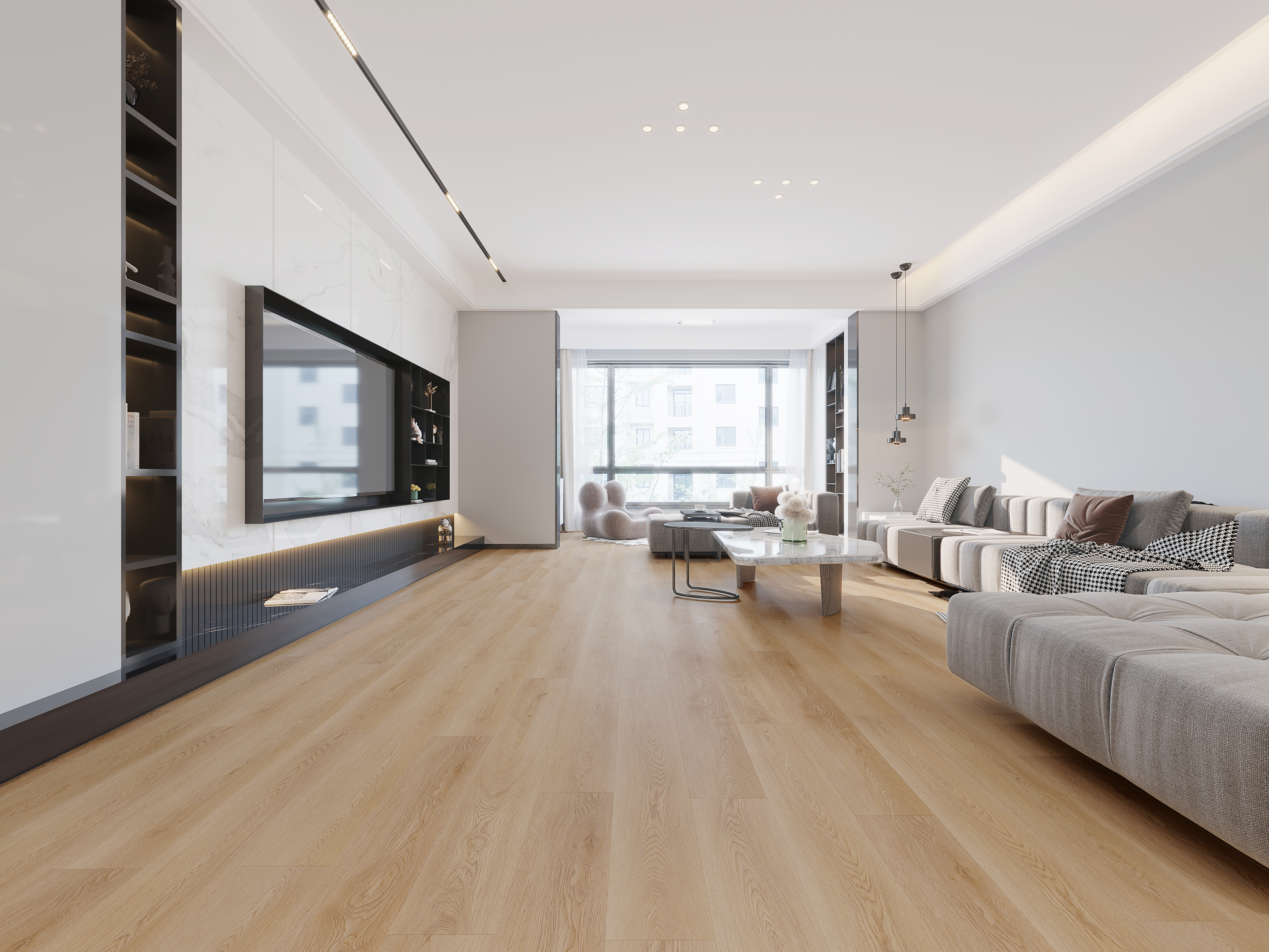 Bare Timber Impervia Flooring