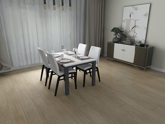 Alabaster White Oak Impervia Flooring