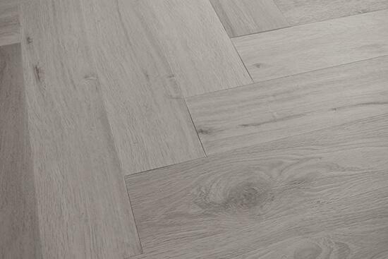 Impervia® Herringbone White Washed Oak