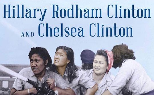 Revel Members Celebrate Gutsy Women with Hillary and Chelsea Clinton